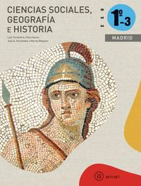 Geografia e historia madrid ed.2011 eso1