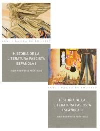 Ha.literatura fascista española 2 vol