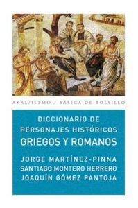 Dic. personajes historicos griegos y romanos