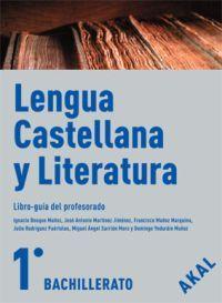 Lengua castellana y literatura 1º bachillerato. li