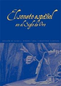 Soneto español en el siglo de oro,el