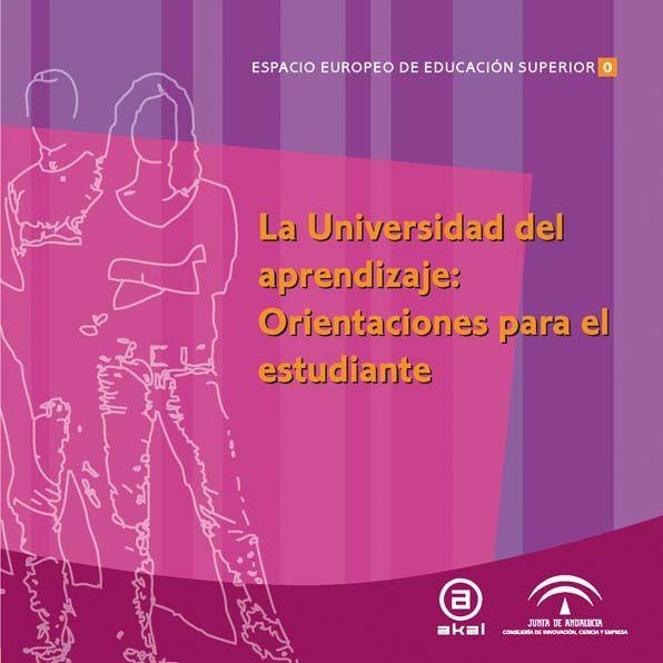 Universidad del aprendizaje,la