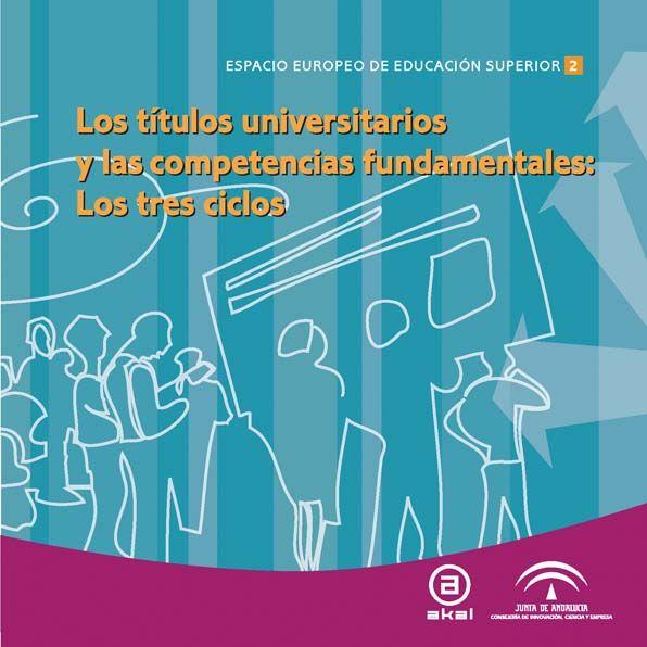 Titulos universitarios y competencias fundamentales