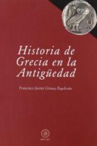 Historia de grecia en la antiguedad