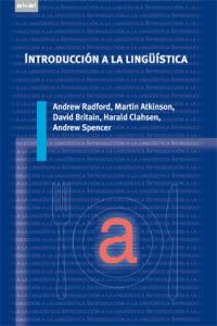 Introduccion a la linguistica