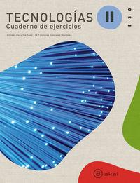Tecnologia ii 2ciclo cuaderno ed.2011 eso3