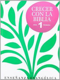 Crecer con la biblia 1ºep