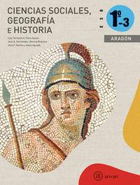 Geografia historia 1ºeso aragon