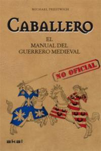 Caballero manual guerrero medieval