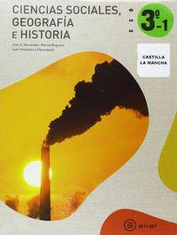 Geografia historia 3ºeso trimestres 12 c.mancha
