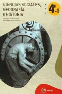 Geografia historia madrid trimestral ed.2012 eso 4