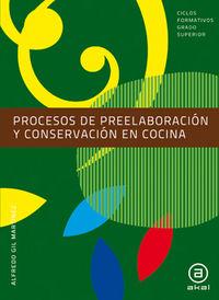 Procesos preelabor.conservac.cocina gs 12 cf