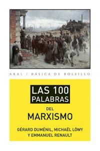100 palabras del marxismo,las