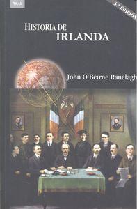 Historia de irlanda 3ªed