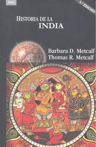 Historia de la india 3ªed