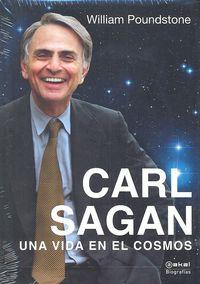 Carl sagan una vida en el cosmos