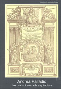 Cuatro libros de la arquitectura,los