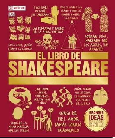 Libro de shakespeare,el