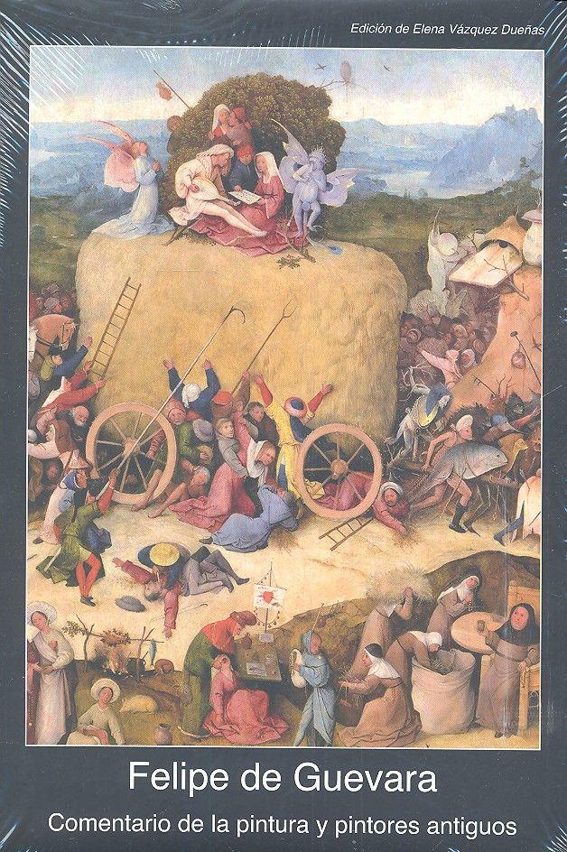 Comentario de la pintura y pintores antiguos