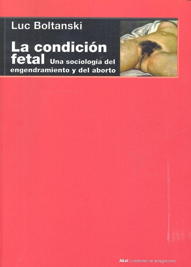 Condicion fetal,la