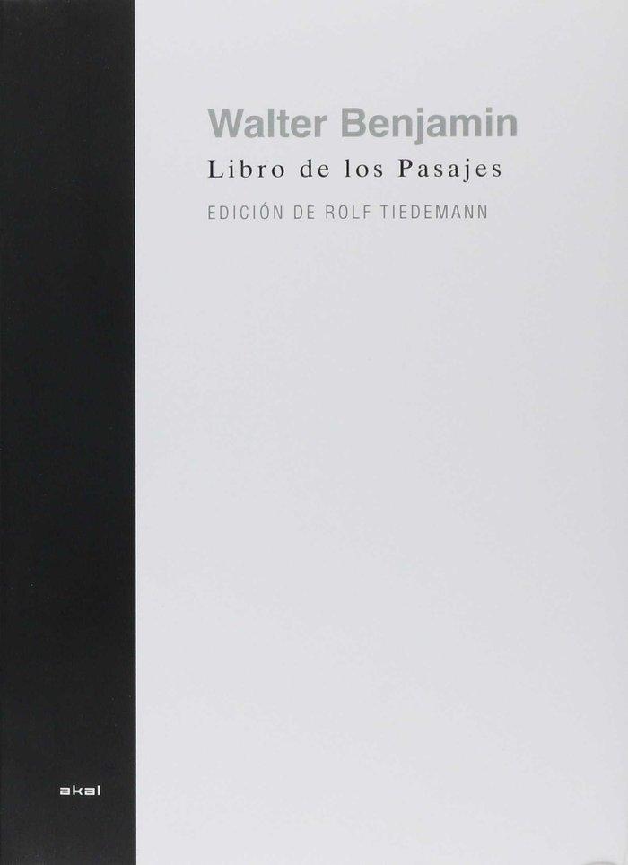 Libro de los pasajes (rustica) america latina