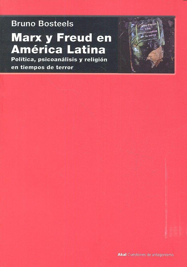 Marx y freud en america latina