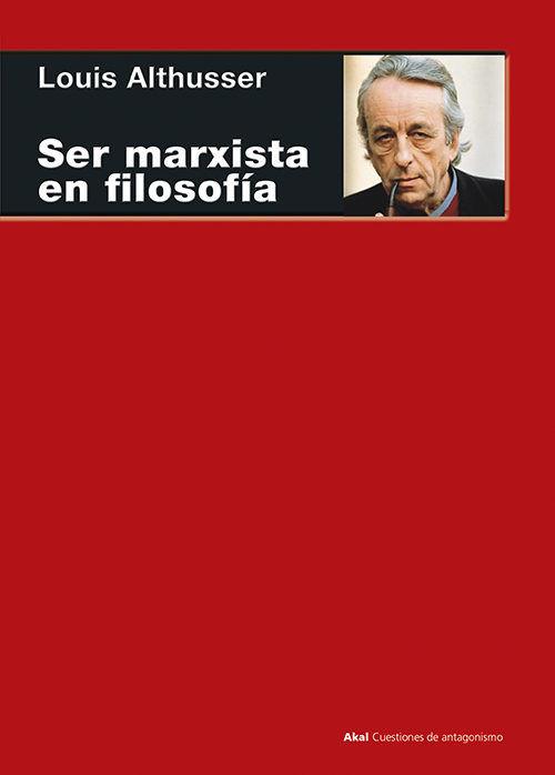 Ser marxista en filosofia