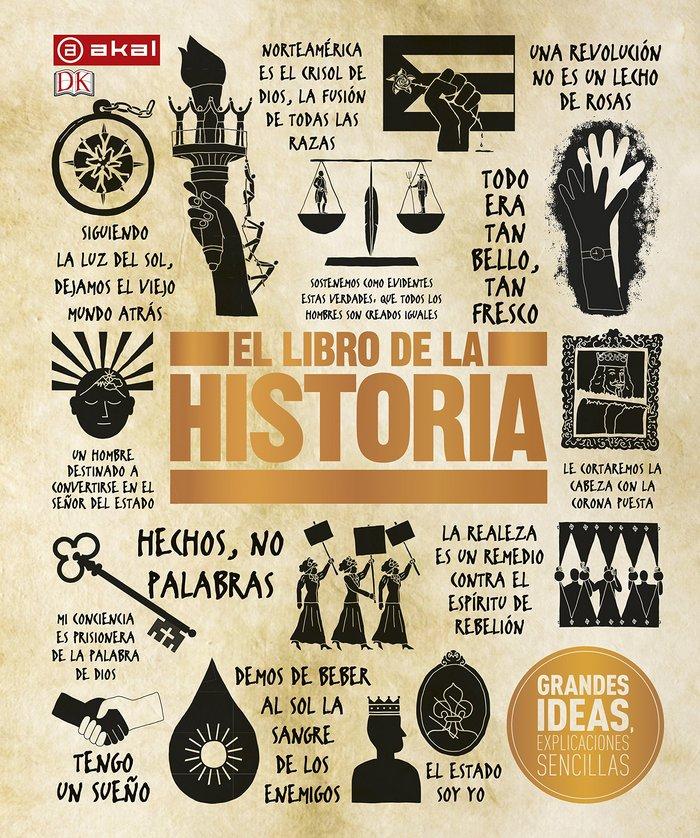 Libro de la historia,el