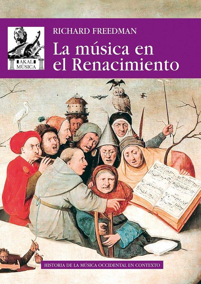 Musica en el renacimiento,la