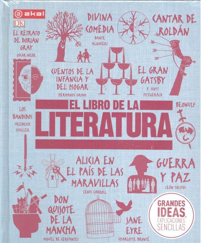 Libro de la literatura,el