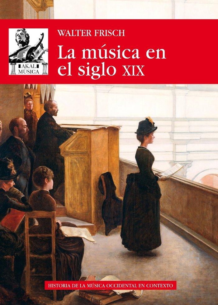 Musica en el siglo xix,la