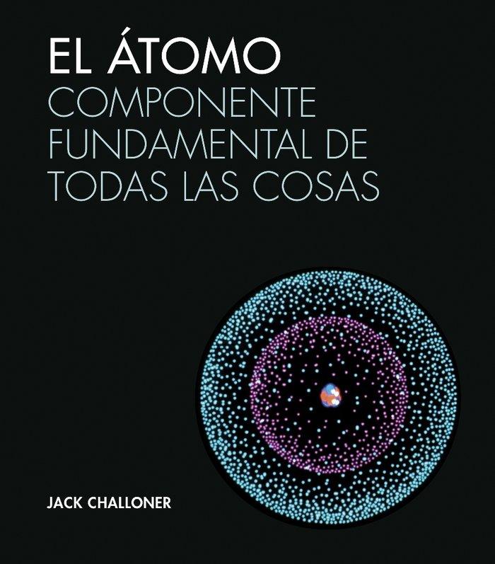 Atomo componente fundamental de todas las cosas,el