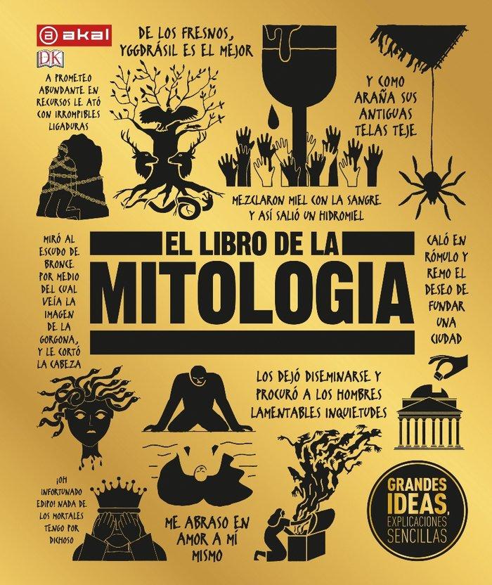 Libro de la mitologia,el