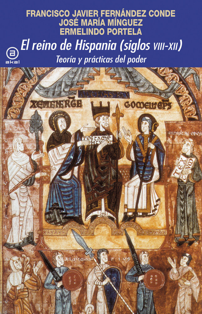 Reino de hispania,el siglos viii xii