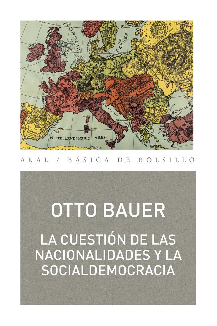 Cuestion de las nacionalidades y la socialdemocracia,la