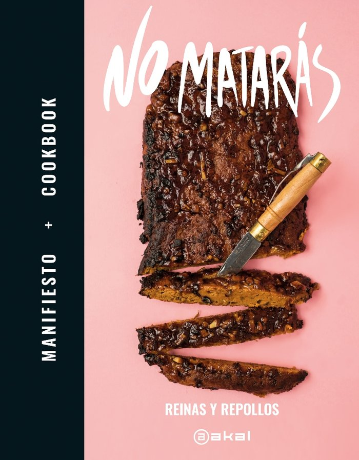 No mataras manifiesto y cookbook