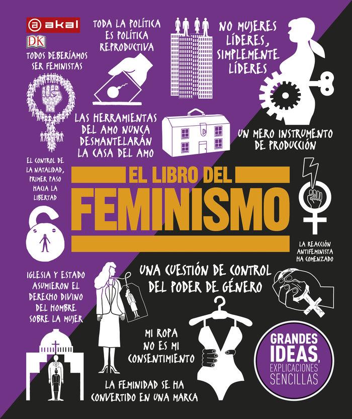 Libro del feminismo,el