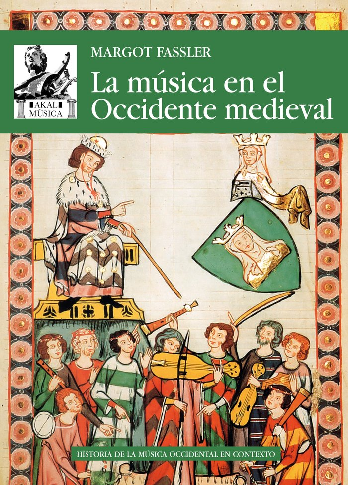 Musica en el occidente medieval,la