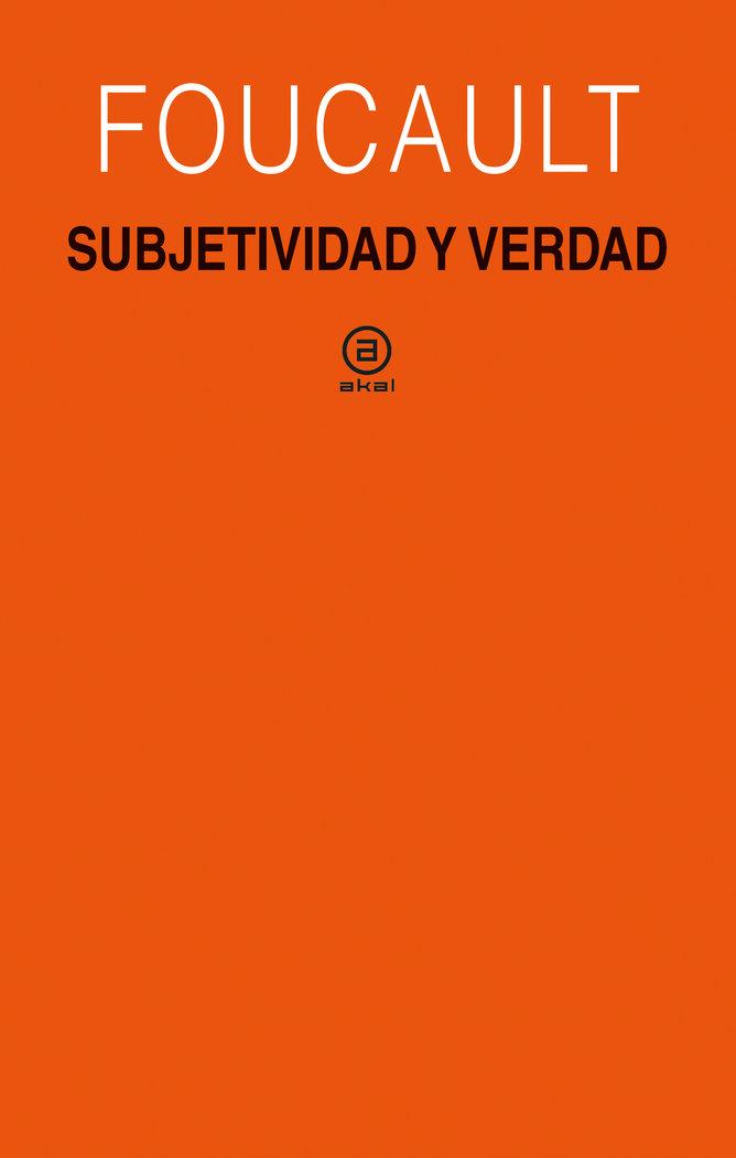 Subjetividad y verdad