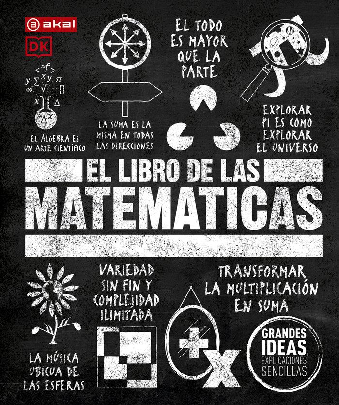 Libro de las matematicas,el
