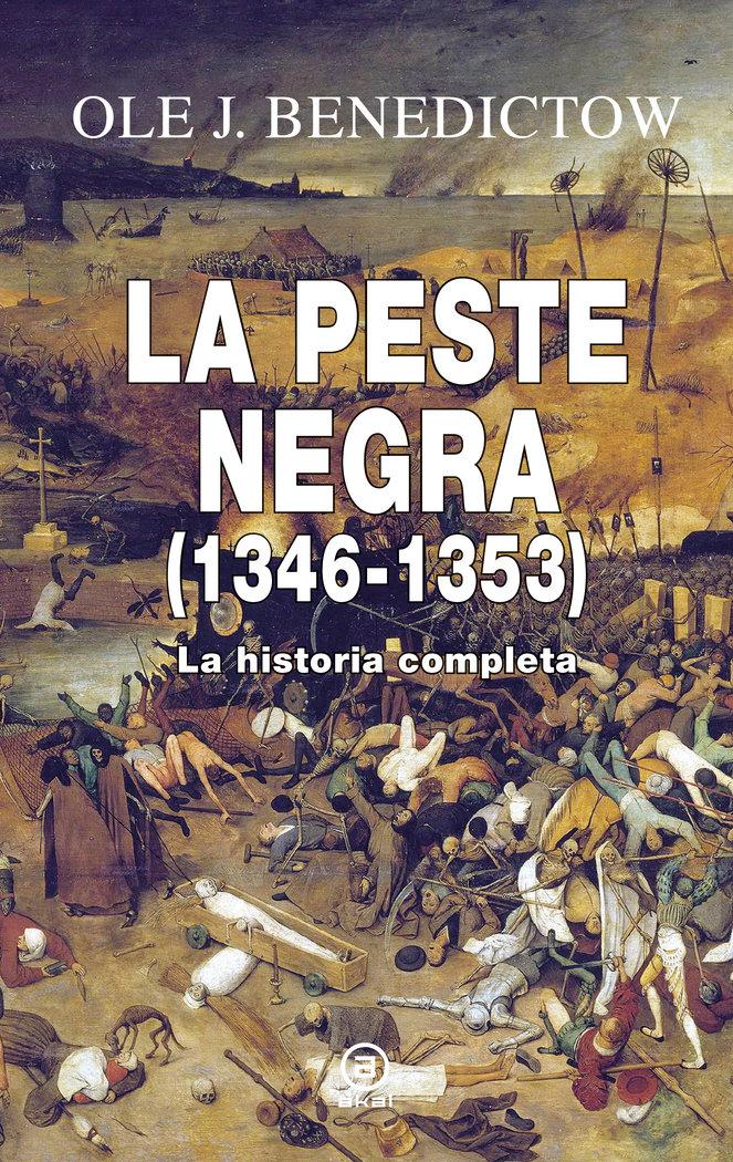 Peste negra 1346 1353,la