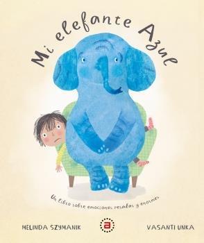 Mi elefante es azul