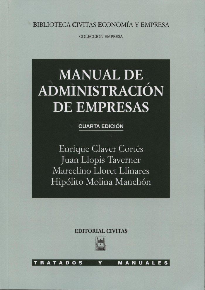 Manual administracion empresas