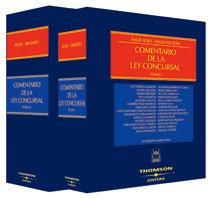 Comentarios ley concursal 2vol