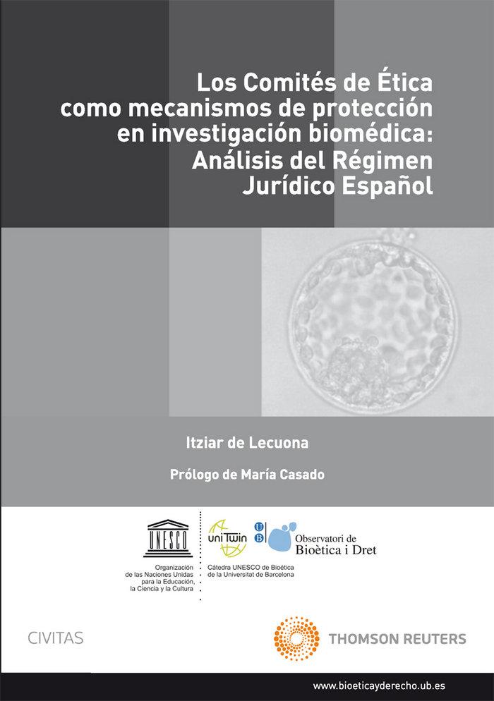 Comites etica como mecanismos de proteccion e investigacion