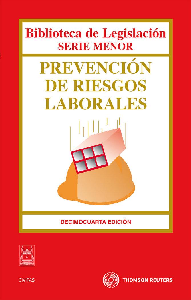 Prevencion riesgos laborales 14ªed.2011