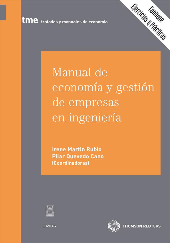 Manual de economia y gestion de empresas de ingenieria