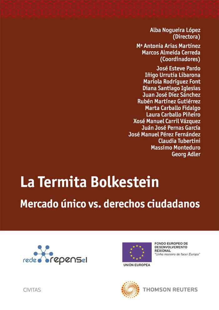 Termita bolkestein,la 1ed 2012