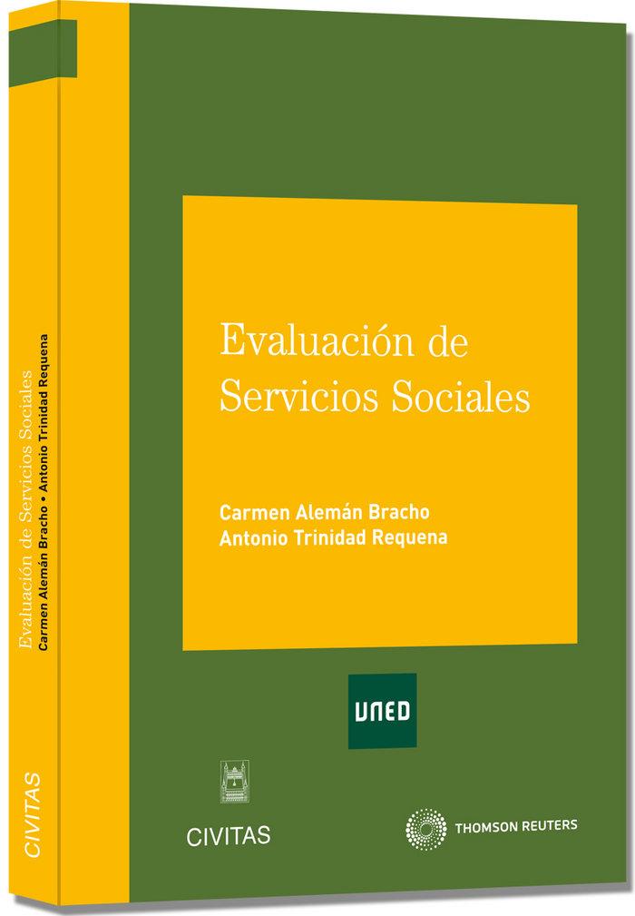 Evaluacion de servicios sociales