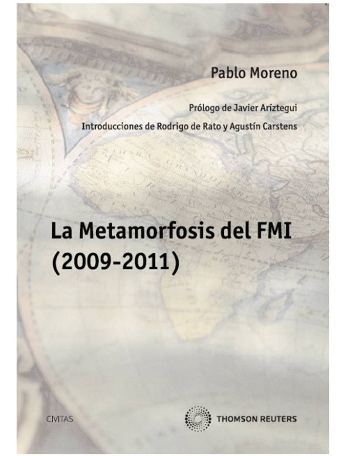 Metamorfosis del fmi (2009-2011),la